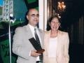 Gustavo Iribarne y Sra Renee Pereira de Méndez Requena